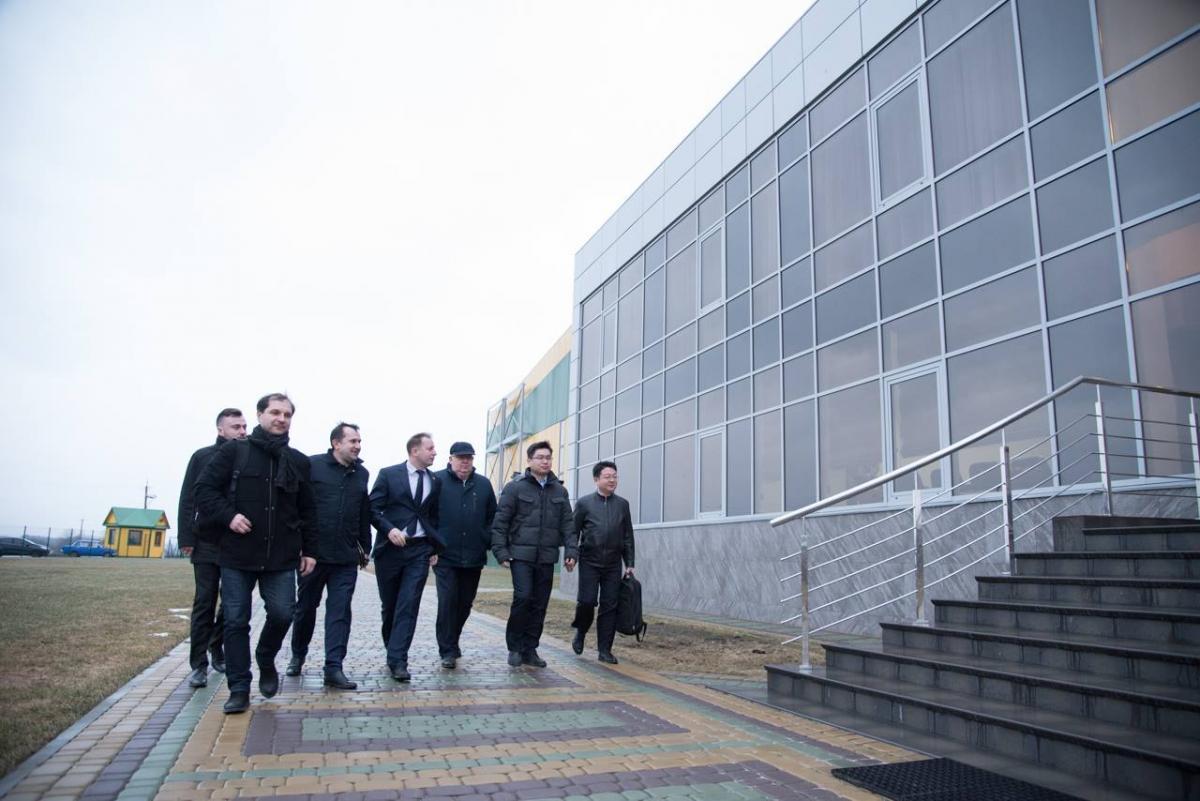 Новини компаній: COFCO планує будівництво елеваторів на Тернопільщині
