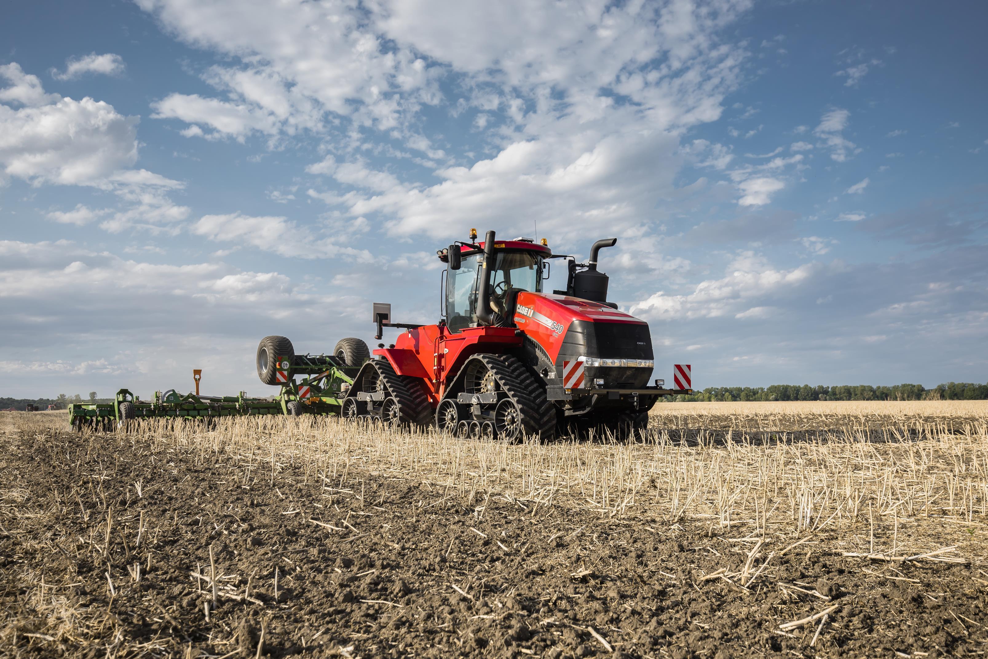 Новини компаній: Трактори Versum від Case IH отримали відзнаку «Машина року 2019»