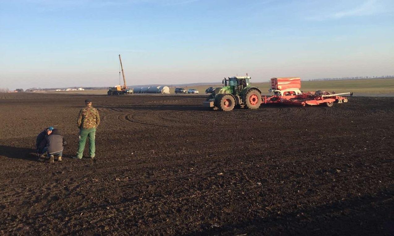 Новини компаній: «Агропродсервіс» розпочала посів ярих зернових