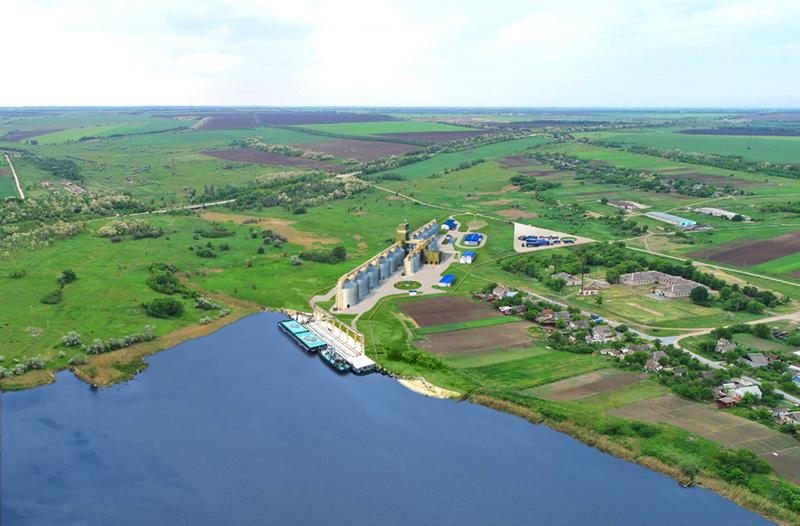 Новини компаній: «НІБУЛОН» інвестує $23 млн в термінал на Запоріжжі